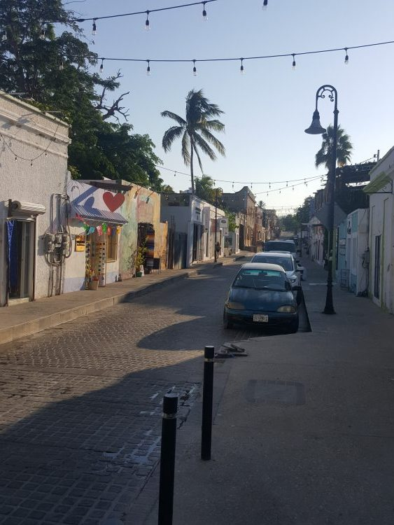 San Jose del Cabo dowtown