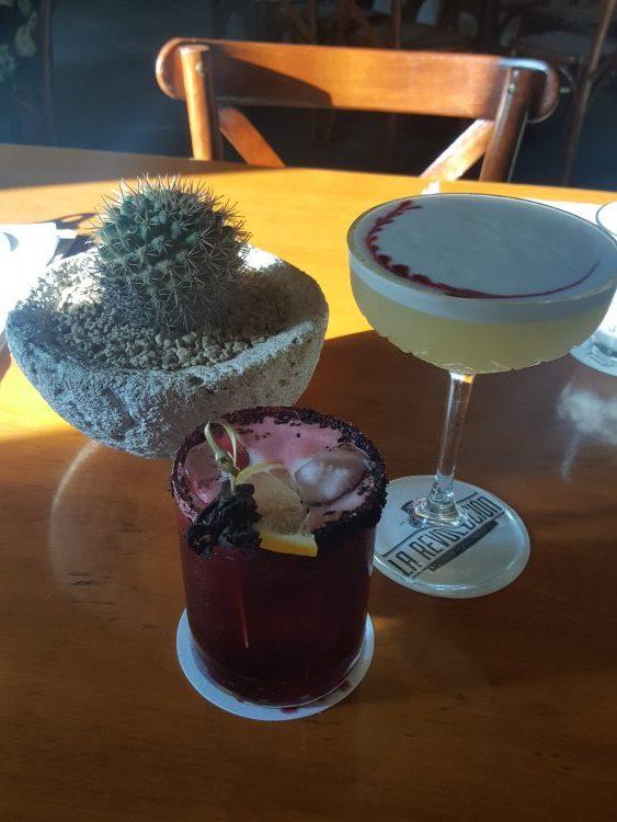 La Revolucion Comedor Cocktails