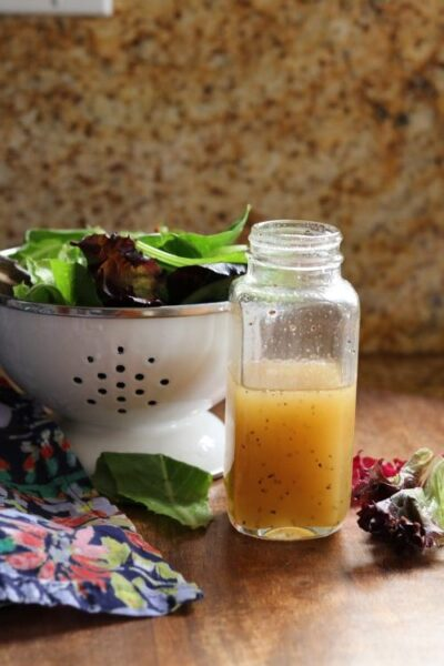 Maple Vinaigrette Dressing