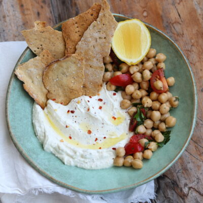 Whipped Feta and Yogurt Dip