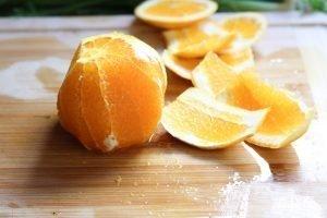 orange on board