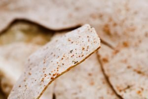 cracker close up