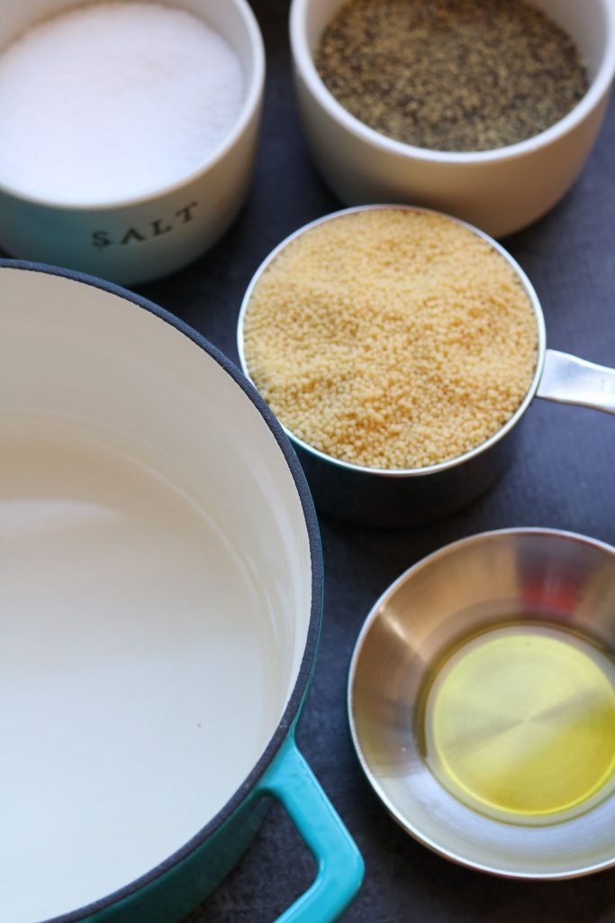 ingredients for couscous