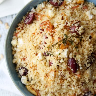 couscous finished