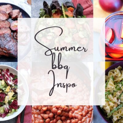 Summer BBQ Inspo