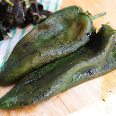 How to Roast Chiles