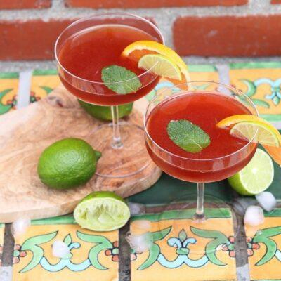 The Pomerita Cocktail