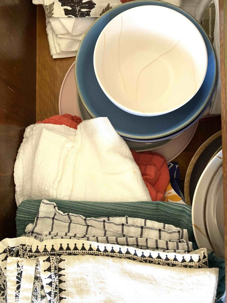 odds and ends dishes - refreshing spaces