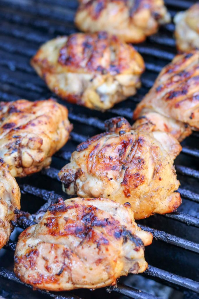 grilled chicken ready to eat